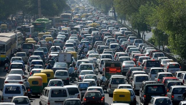 Choked Traffic